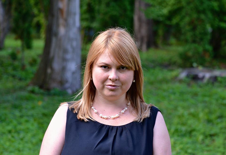 Гандзюк померла рівно три місяці тому / facebook.com/uakateryna