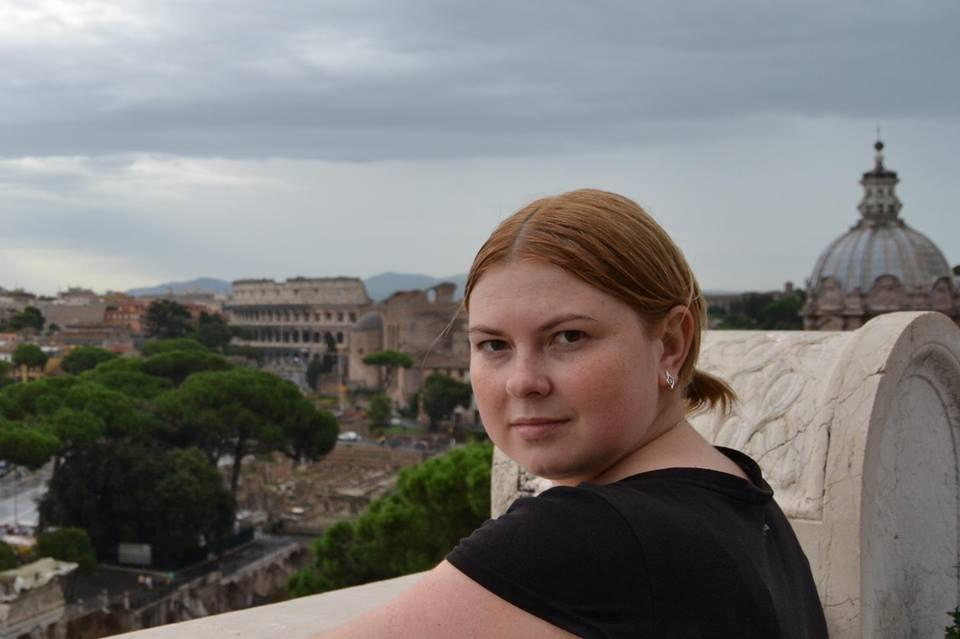 Следствие по делу нападения на Катю Гандзюк вели сначала в полиции Херсона / facebook.com/uakateryna