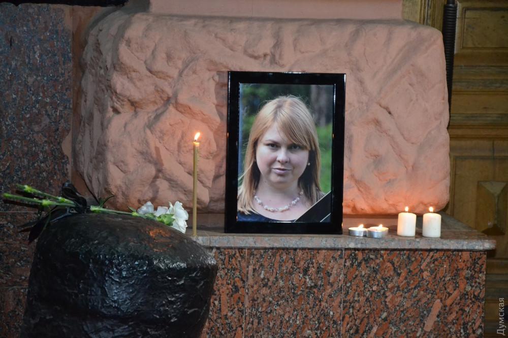 Гандзюк умерла в киевской больнице 4 ноября 2018 года / фото dumskaya.net