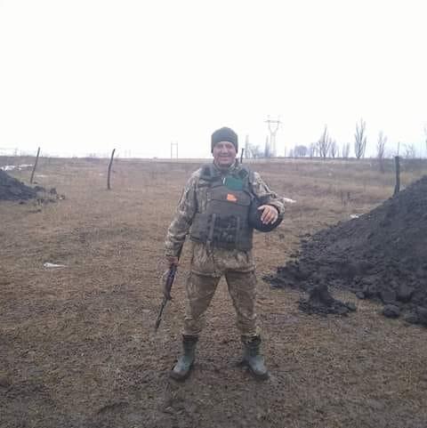 Виктор Телегий был военным 24-й отдельной механизированной бригады