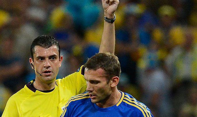 Виктор Кашшаи вновь рассудит матч с участием украинской команды / REUTERS