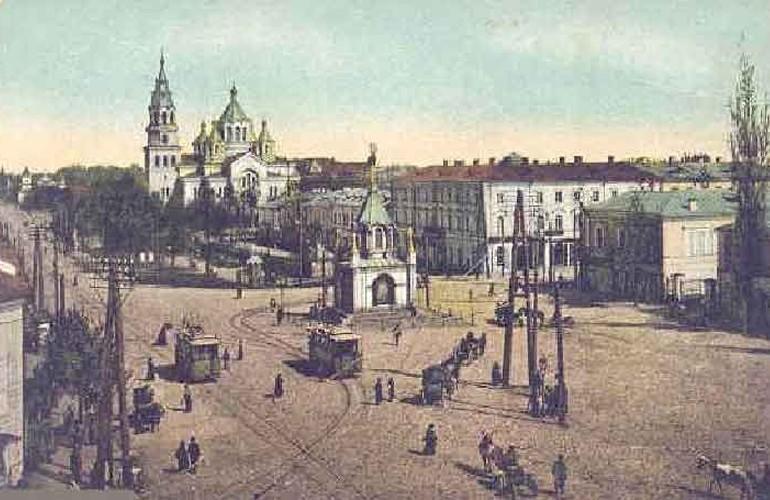 Євдокиєвська каплиця була побудована у Житомирі в 1868 році / zhzh.info