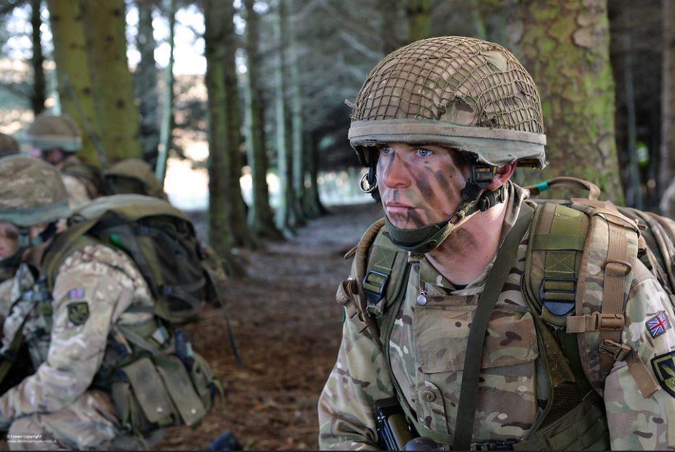 Британські війська страждають від нестачі артилерії, вважають експерти / Flickr/Defence Images