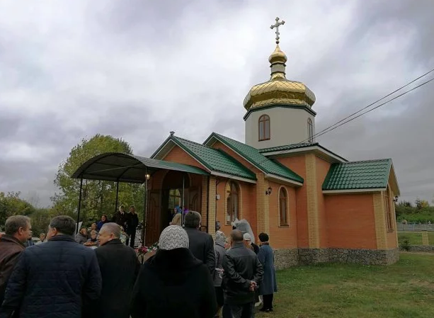 Священик служив у місцевій церкві майже тридцять років / znaj.ua