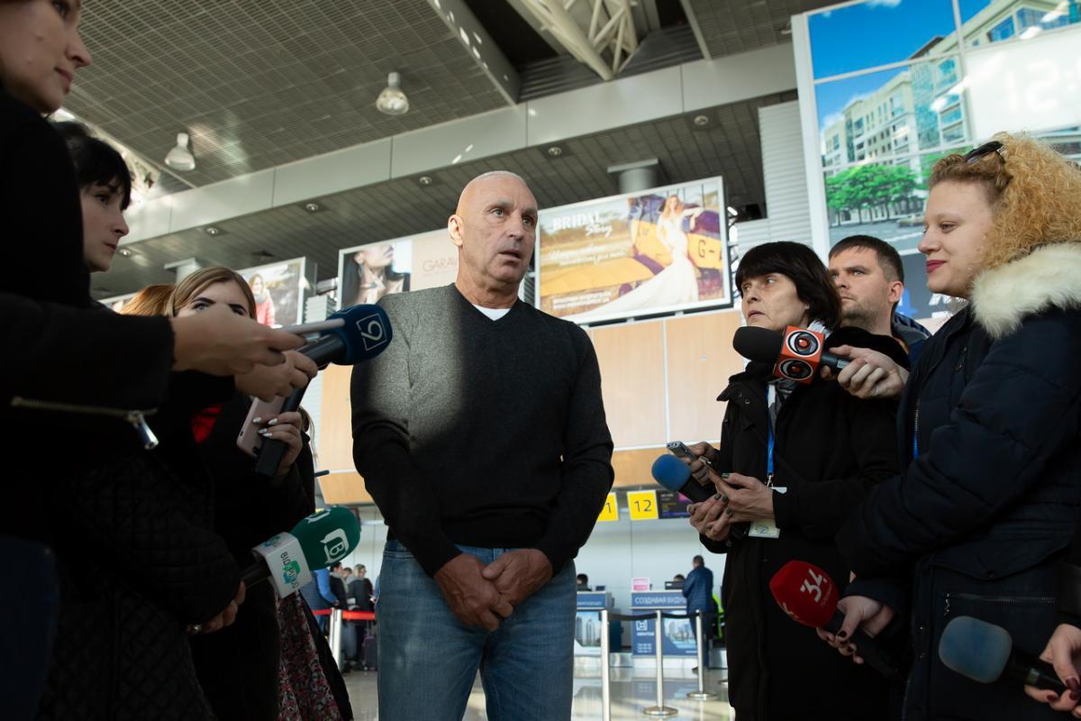 Ярославський: аеропорт потрібен усьому Дніпровському регіону