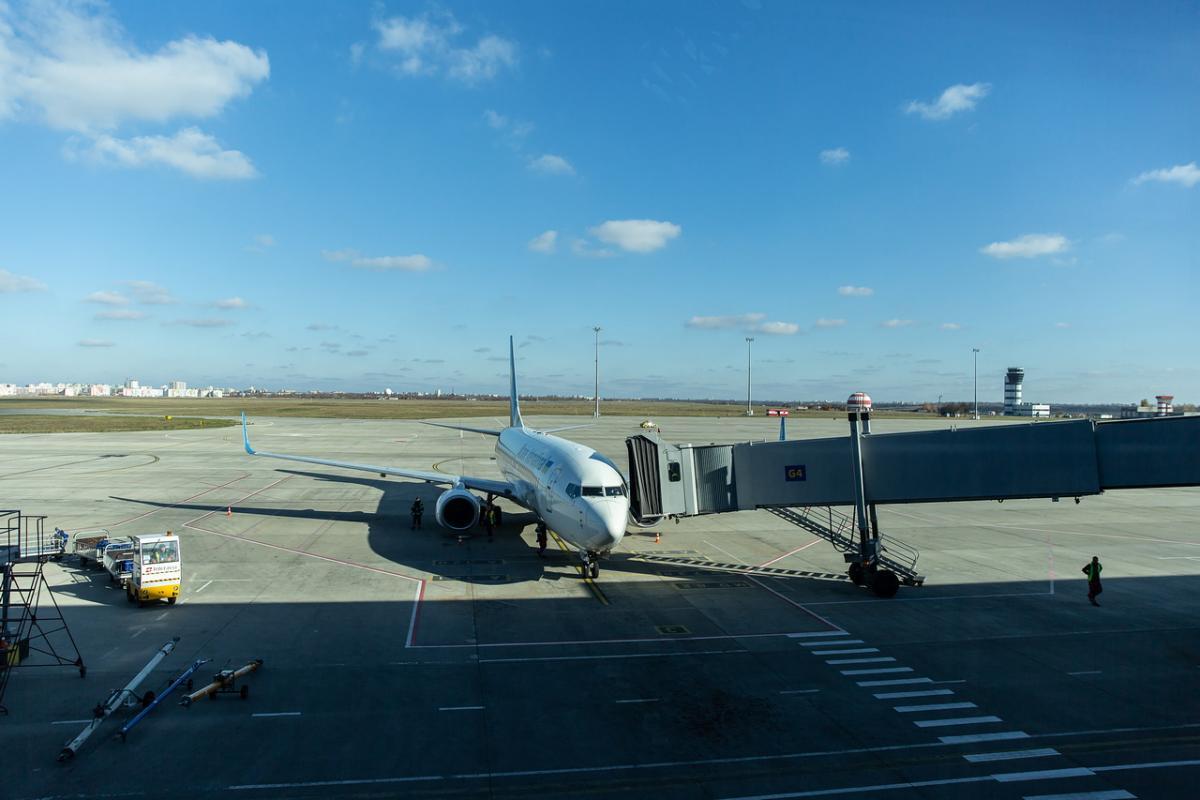 """Ярославський: """"Харківський аеропорт розрахований на 3 мільйони пасажирів нарік.У Дніпрі необхідний такий же"""""""