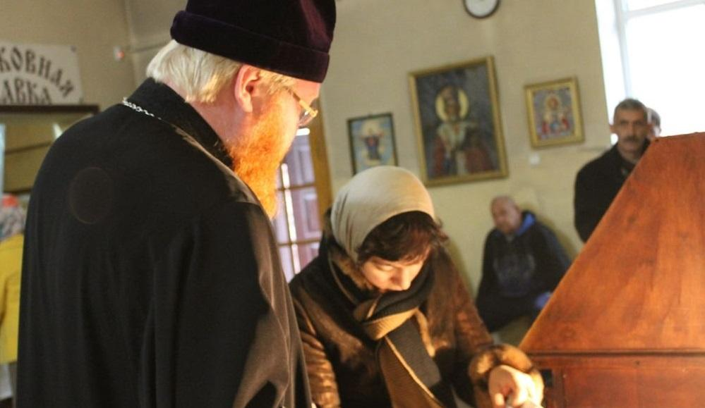 200 сімей отримали допомогу від Одеської єпархії УПЦ / eparhiya.od.ua
