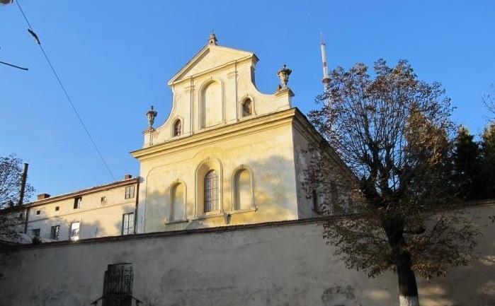 Храм в честь священномученика Климентия Шептицкого / city-adm.lviv.ua