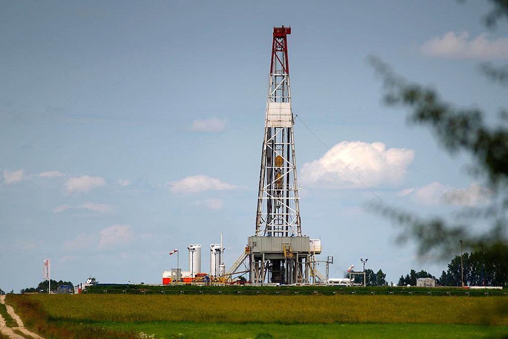 Нарощування газовидобутку є важливим пріоритетом для уряду / REUTERS