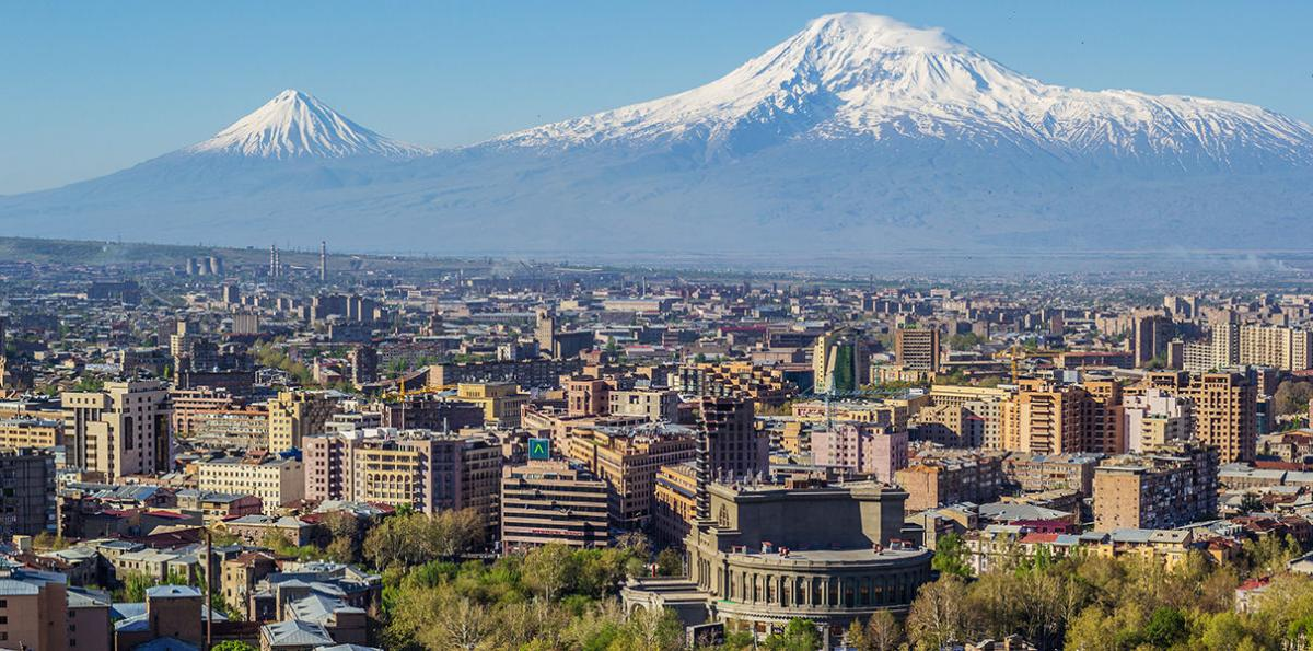 Армения, иллюстрация / Hightech.fm