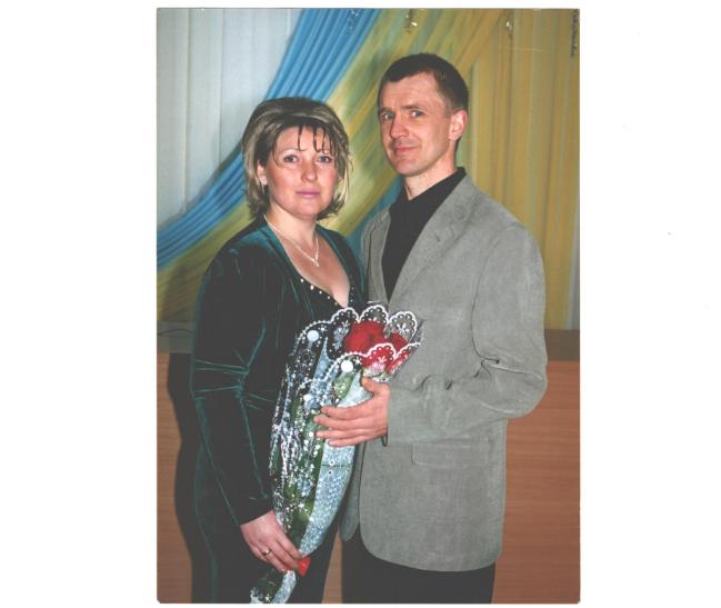 Cупруга Гаврилюка рассказала, что разговаривала с мужем по телефону в трагический день / Фото из семейного архива погибшего Ярослава Гаврилюка