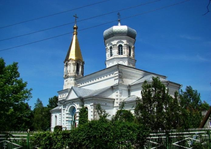 Свято-Дмитриевский храм / shukach.com