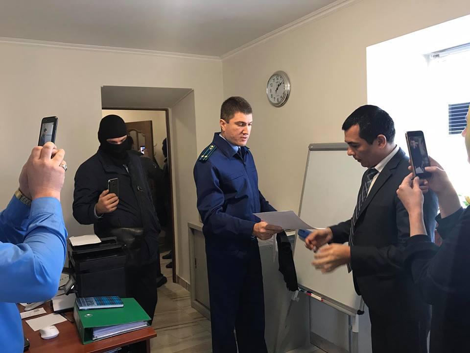 Семедляев считает, что информация о подготовке серии пикетов придумана сотрудниками МВД РФ/ Facebook, Эдем Семедляев
