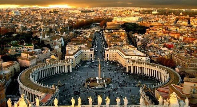 Ватикан / cikavo.net