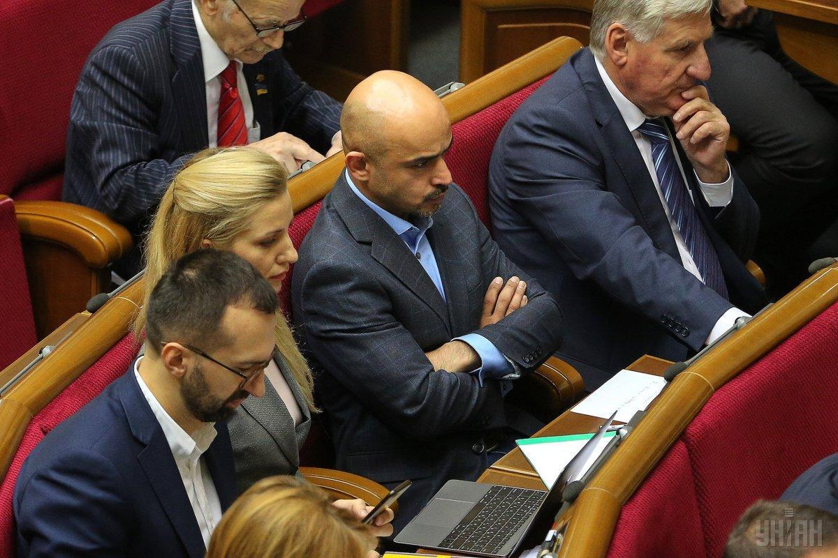 Мустафа Найем ответил на шутку Луценко / УНИАН