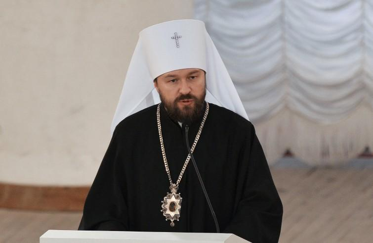 Митрополит Іларіон (Алфєєв) / agensir.it