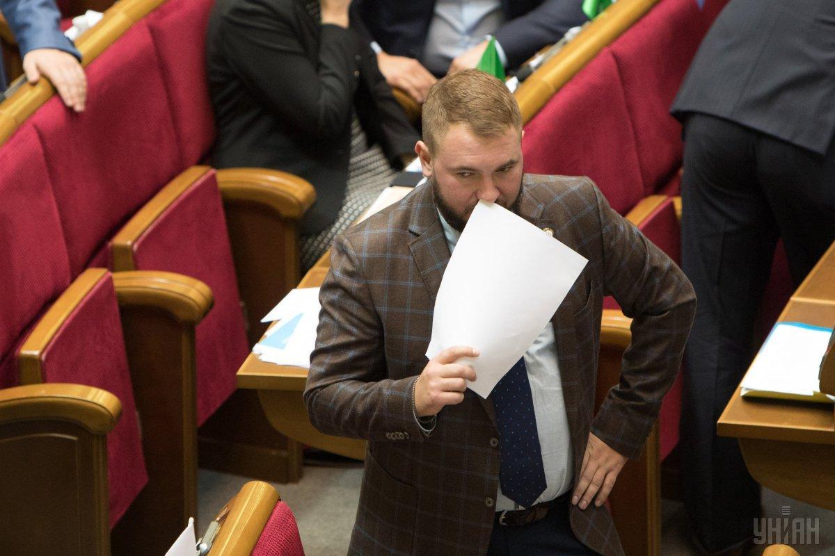 Лозовой рассказал правоохранителям, что ничего не знал о фальшивыхкупюрах/ фото УНИАН