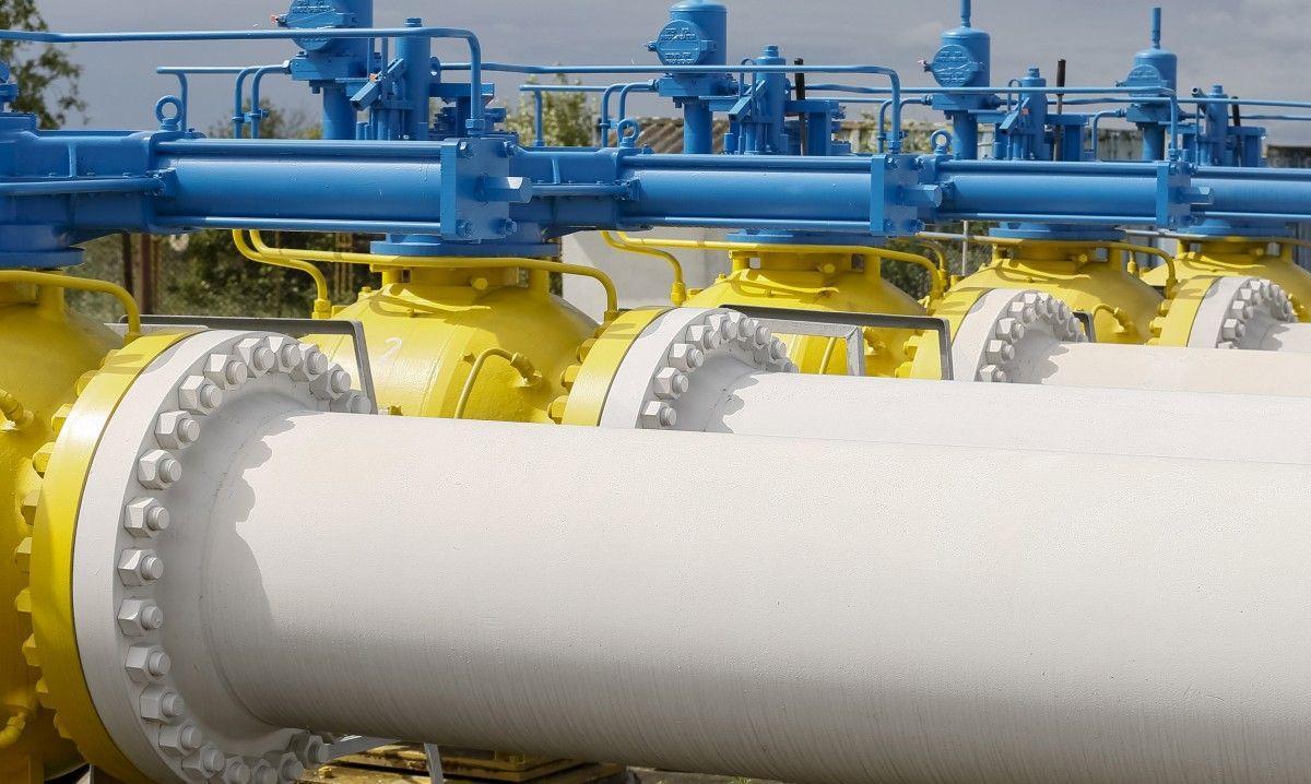 Украина в этом году увеличила поставки газа из Европы / REUTERS