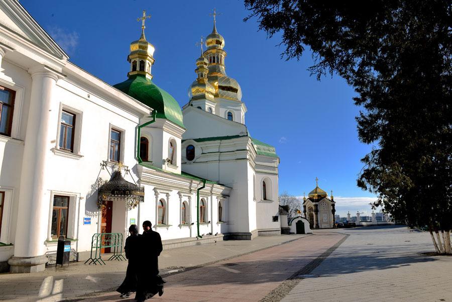 Хрестовоздвиженський храм / фото з відкритих джерел