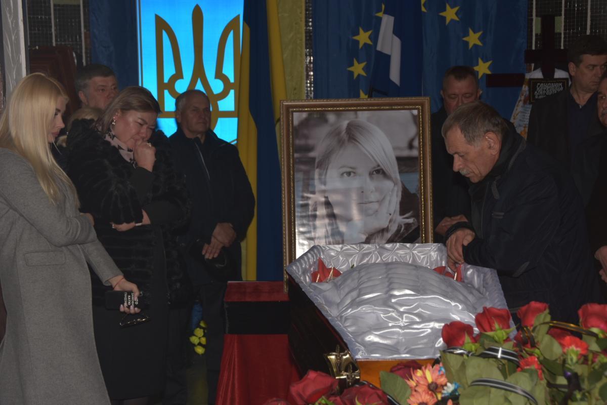 Убийство Гандзюк вызвало шквал критики в адрес руководства государства / фото УНИАН