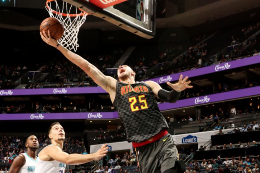 Алексей Лень набрал 24 очкав очередном матче НБА / Reuters
