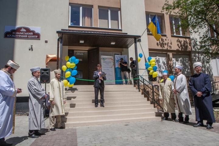 Ісламський культурний центр проведе день відкритих дверей / islam.in.ua