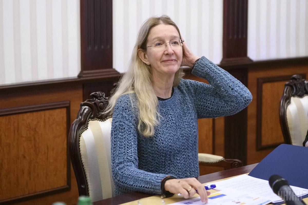 Суд відсторонив Супрун від виконання обов'язків глави МОЗ / фото УНІАН