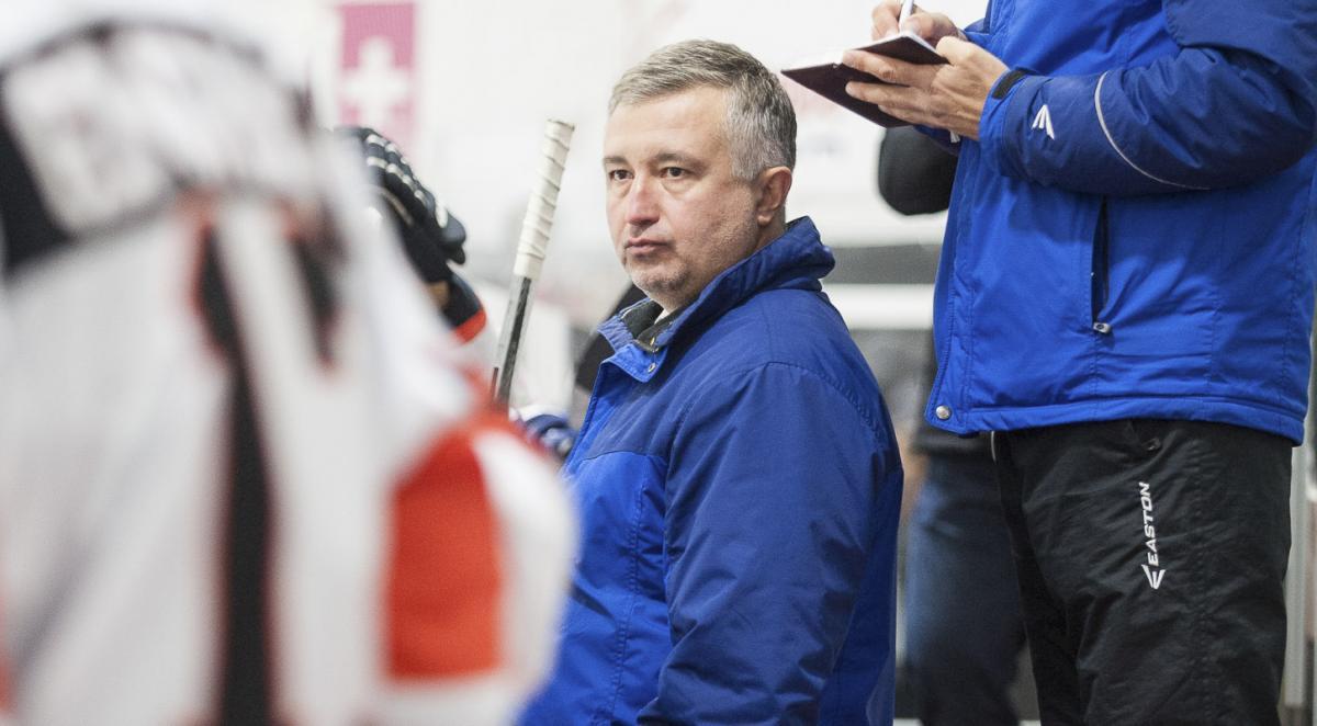 Савицкий не сможет руководить командой в матче лидеров УХЛ / uhl.ua