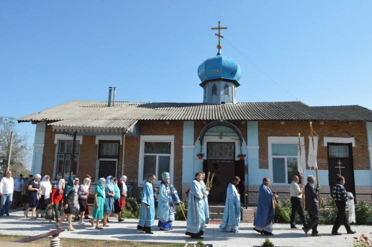 На Харьковщине ограбили храм УАПЦ / kh.depo.ua