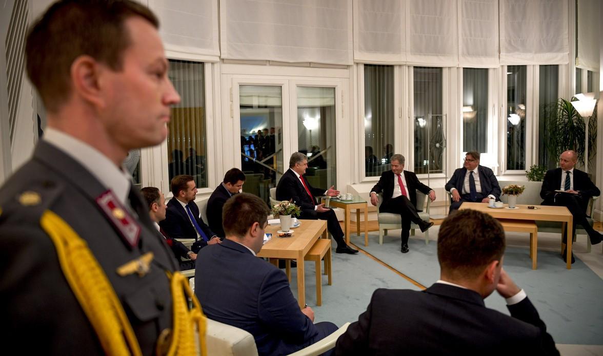 Европейские лидеры на конгрессе ЕНП обсудили сохранение единства ЕС и поддержку Украины в ее борьбе с агрессором / сайт президента Украины