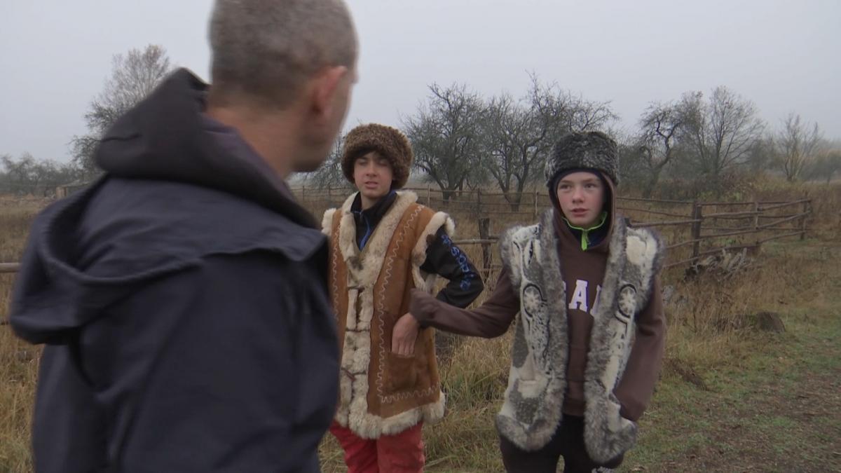 Підлітки на Чернігівщині / скріншот