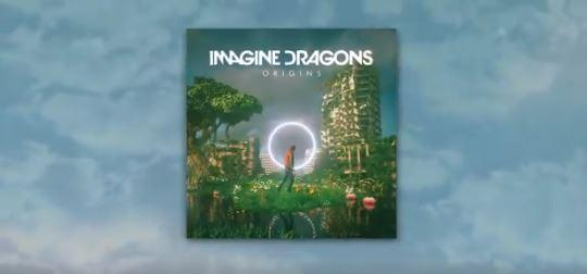 Новый альбом называетсяOrigins/ Скриншот