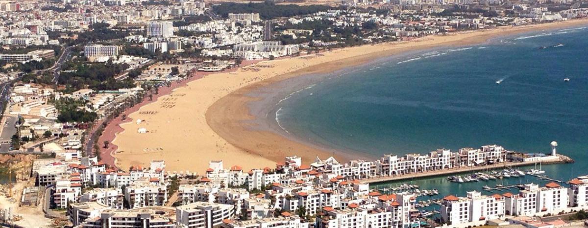 Марокко, иллюстрация / Coral Travel