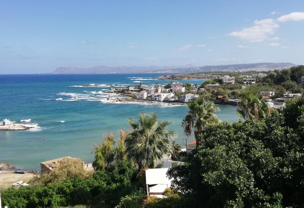 Климат Крита подходит для отдыха в любое время года / фото Марина Григоренко