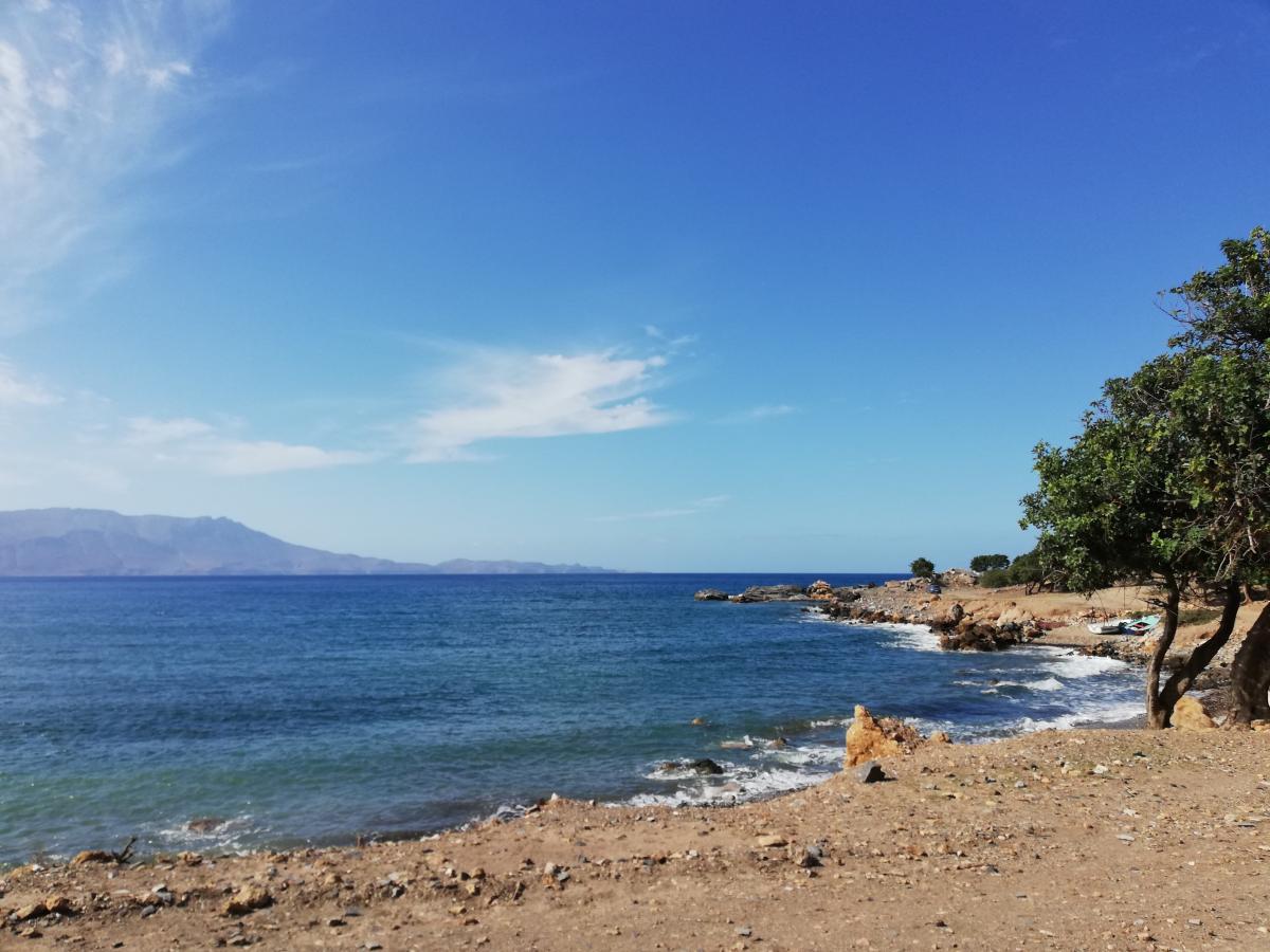 Остров Крит благодаря своим природным условиях буквально живет туризмом / Фото Марина Григоренко