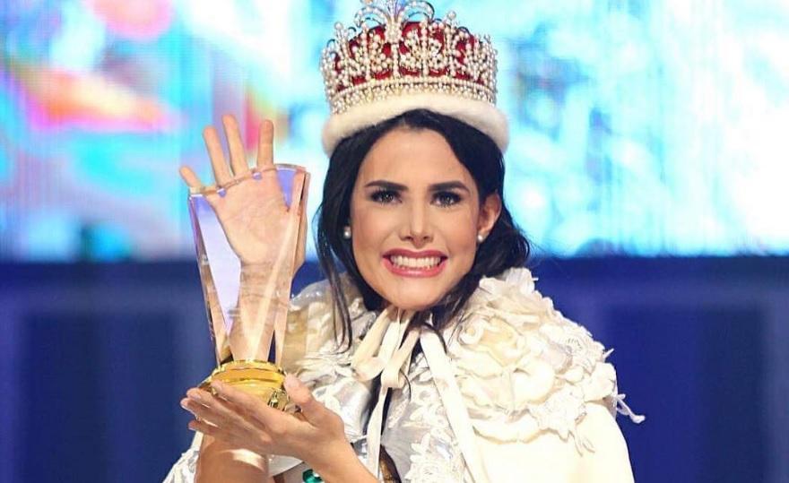 """Корона досталась представительнице Венесуэлы / Фото: """"Miss International"""""""