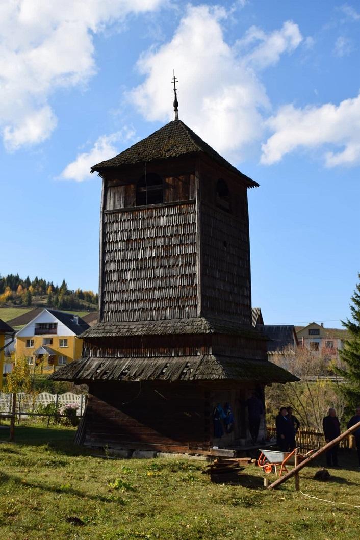 Строительство гукливской церкви ориентировочно датировано 1765 годом / kontrakty.ua