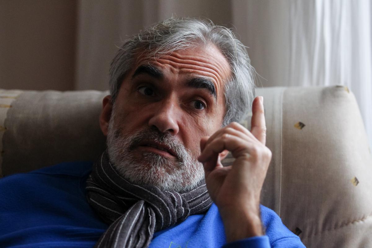"""Історик Грицак заявив, що """"пошук національної ідеї"""" починається у моменти найбільшої кризи / фото УНІАН"""