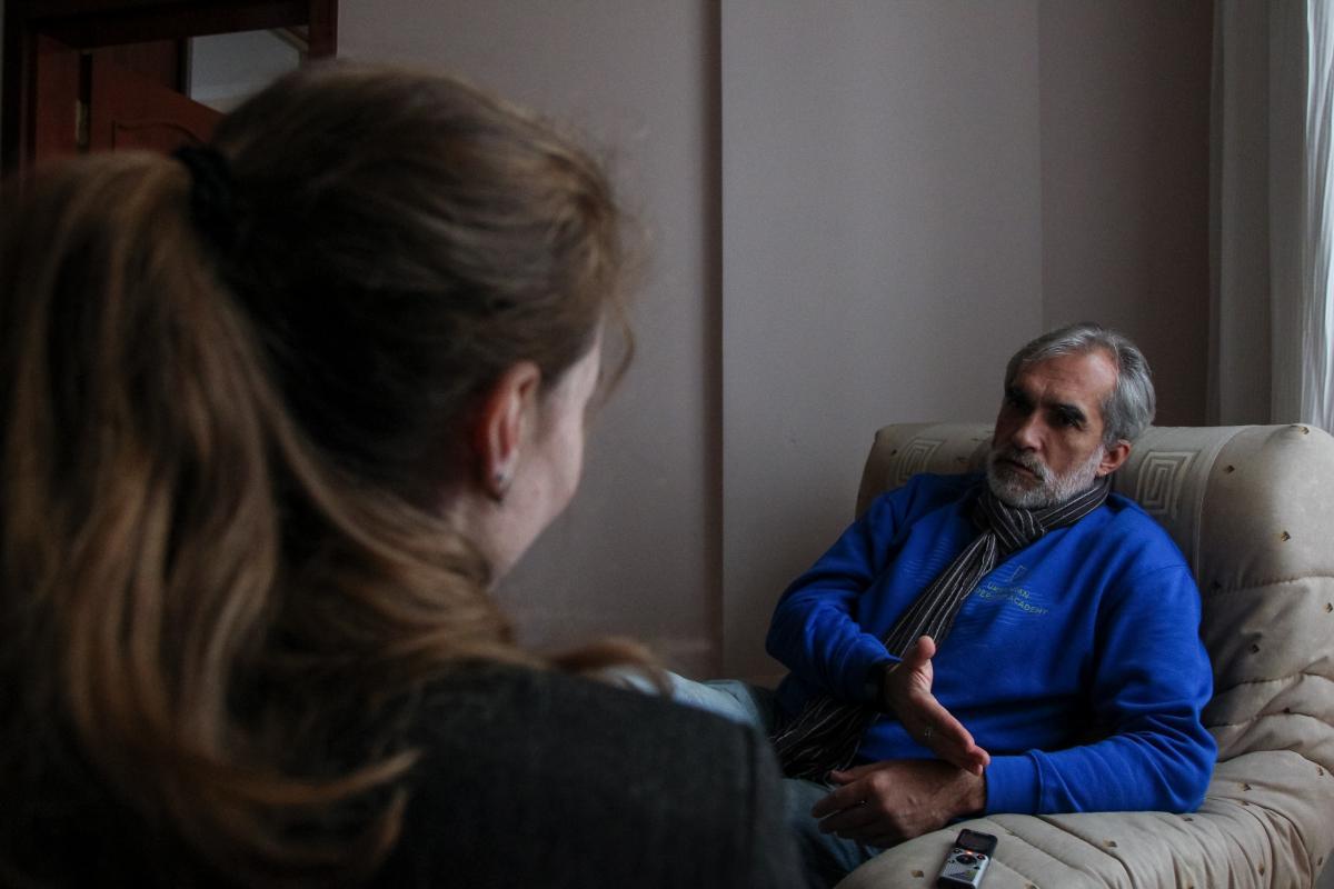 Історик Грицак, зазначив, що зараз у Львові більше розмовляють російською, ніж раніше / фото УНІАН