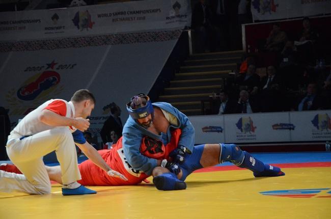 Украинцы завоевали 5 медалей в первый день чемпионата мира по самбо / sambo.net.ua