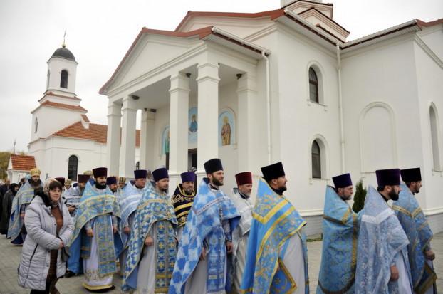 Под Одессой отметили престольный праздник монастыря в честь иконы Божией Матери «Всех скорбящих Радость» / baltaeparhia.org.ua