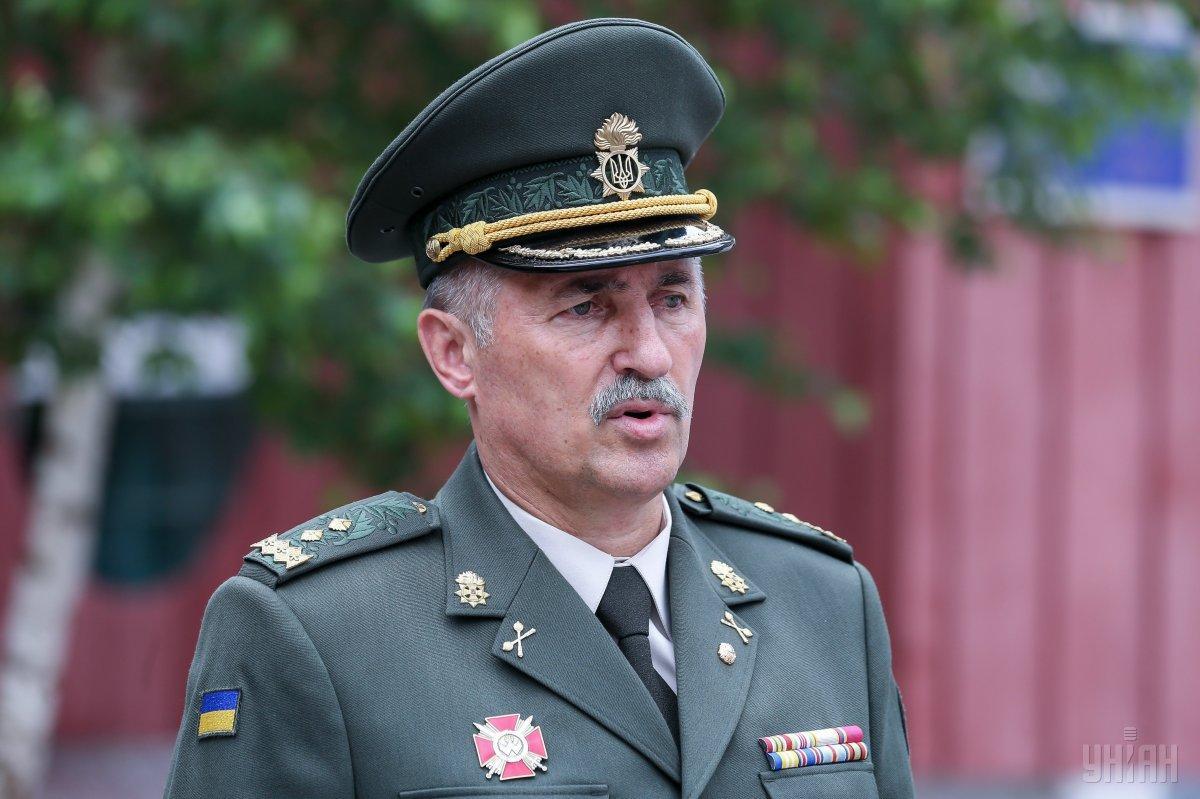 Порошенко уволил заместителя командующего НацгвардииАлександра Кривенко / фото УНИАН