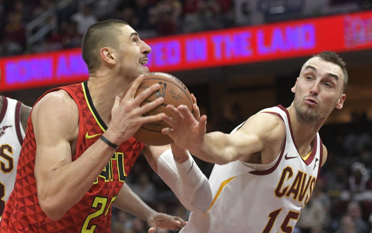 Лэнь набрал только 2 очка в очередном матче регулярного чемпионата НБА / Reuters