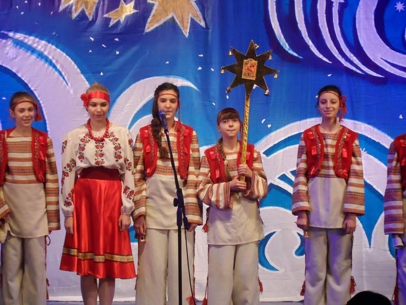 В Херсонской епархии УПЦ проходит фестиваль детского творчества / khersonline.net