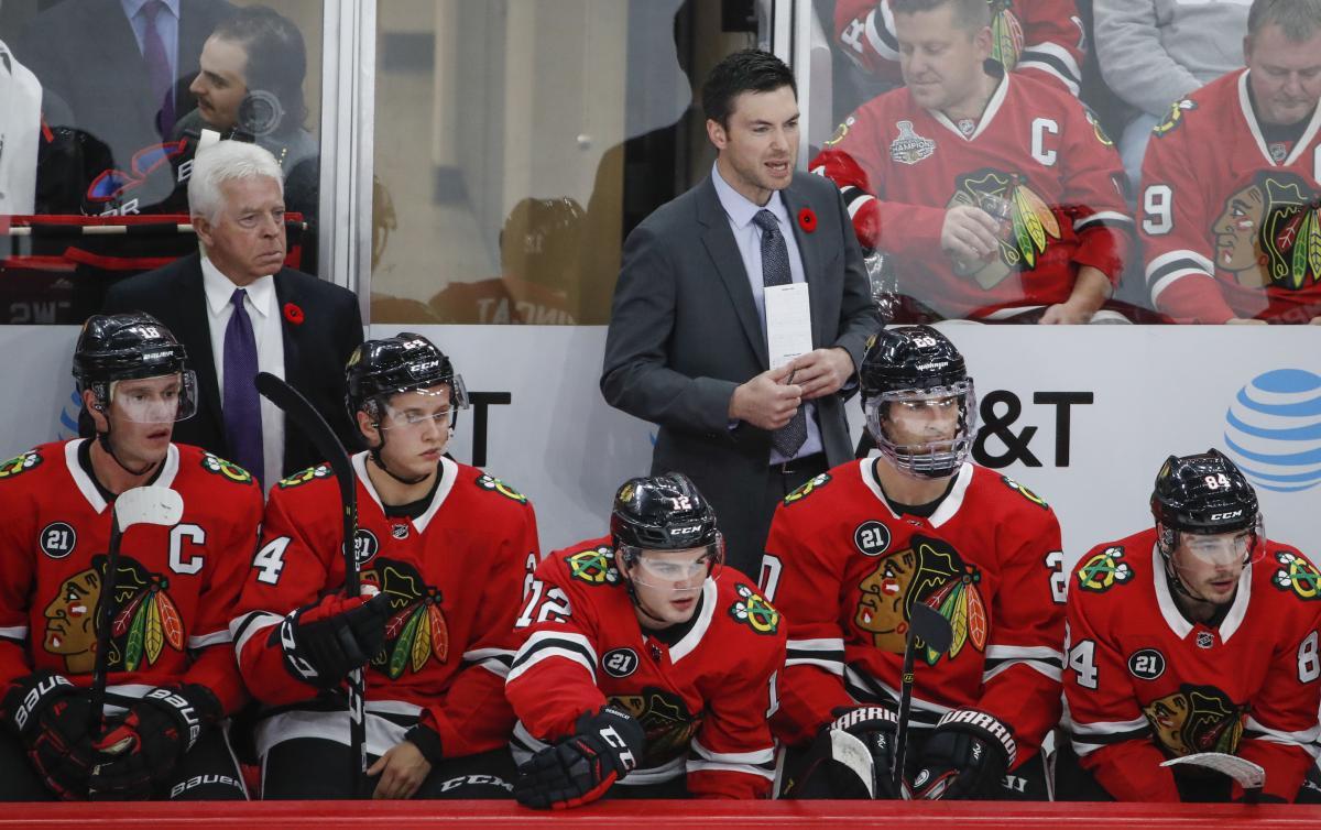 Хокеїсти Чикаго програли в сьомий раз підряд / Reuters