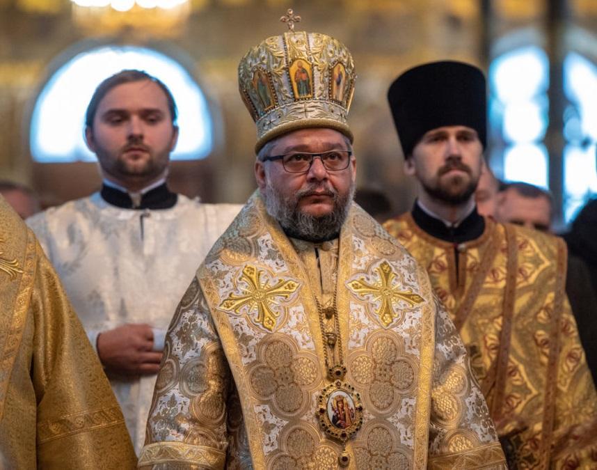 Митрополит Болгарской Православной Церкви служил воскресную литургию в Киево-Печерской лавре / news.church.ua