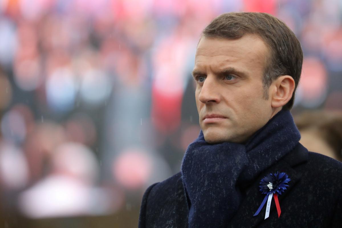Президент Франции Эмманюэль Макрон \ REUTERS