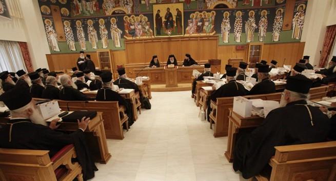 Архиепископ Афинский и Всея Эллады опубликовал заявление о созыве чрезвычайной сессии Священного Синода / rua.gr