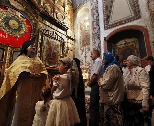 У РПЦ кажуть, що eТуреччині росіянам ніде молитися / Фото: ЕРА