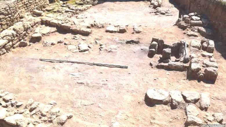 У Криму розкопали фігуру божества часів Боспорського царства / liganews.net
